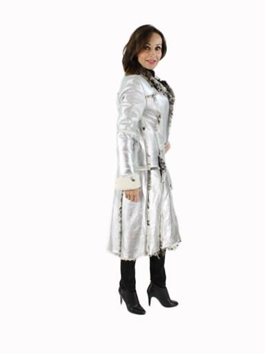 Dolce & Gabbana Shearling Coat