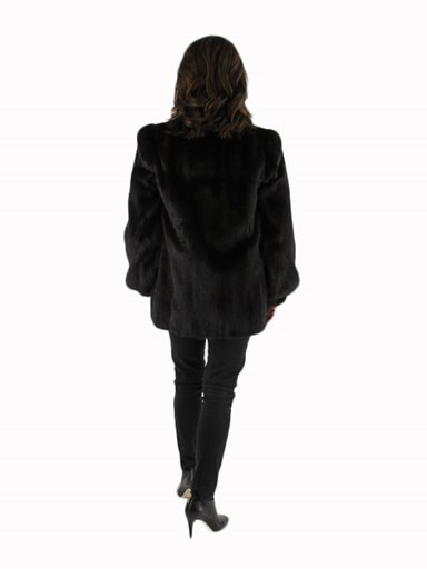 Ranch Mink Fur Jacket