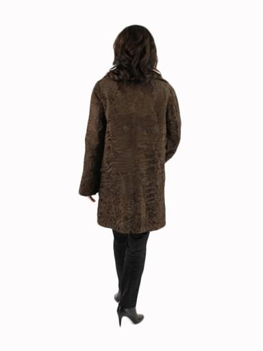 Swakara Lamb Fur Stroller