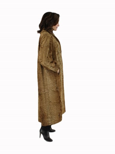 Swakara Fur Coat