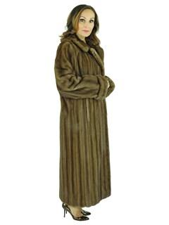 Woman's Lunaraine Female Mink Fur Coat
