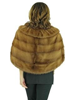 Woman's Lunaraine Mink Fur Stole