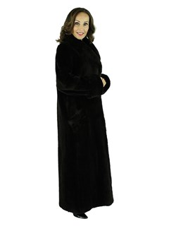Woman's Matara Sheared Beaver Fur Coat