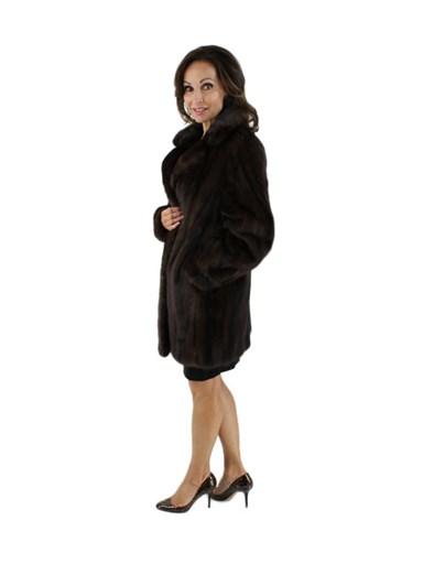 Lunaraine  Female Mink Fur Stroller