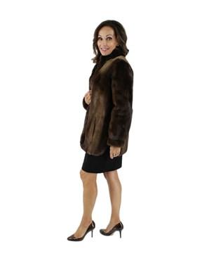 Otter Fur Jacket