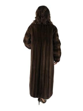 Female Mink Fur Coat