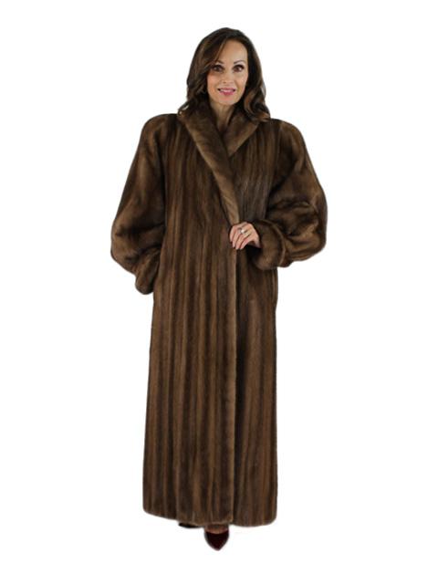 Lunaraine Female Mink Fur Coat Women S Large Estate Furs