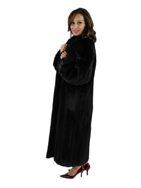 Ranch Female Mink Fur Coat