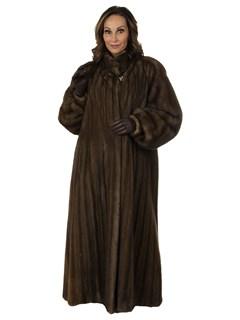 Woman's Scaasi Female Palomino Mink Fur Coat