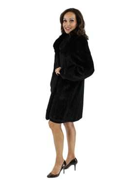Ranch Female Mink Fur Stroller
