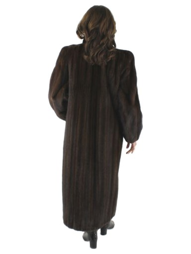 Mink Fur Coat - Women's Medium