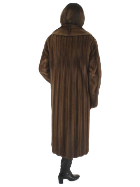 Lunaraine mink coat