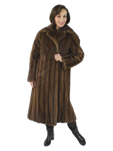 Lunaraine Mink Fur Coat
