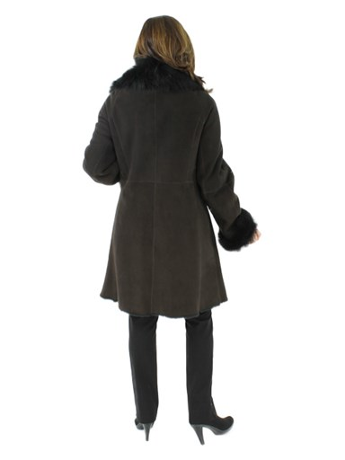Shearling Stroller (New)