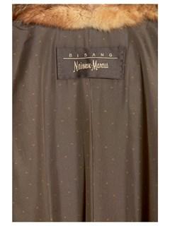 Woman's Timeless Golden Sable Fur 7/8 Coat