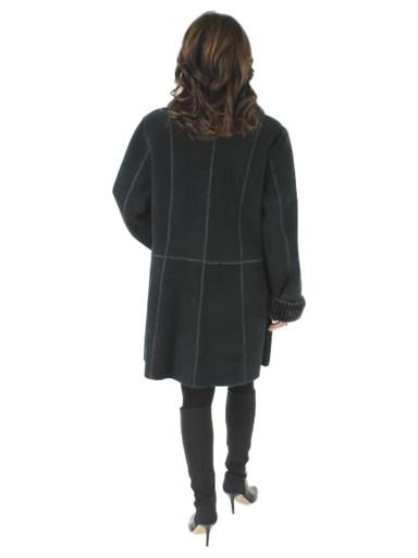 Shearling Stroller w/ Snow Top Laser Cut Fleece