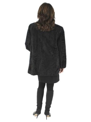 Swakara Fur Jacket