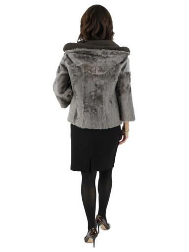 Lamb Fur Parka