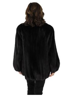 Ranch Female Mink Fur Jacket