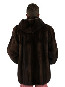 Lunaraine Mink Fur Jacket