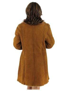Shearling Fur Stroller
