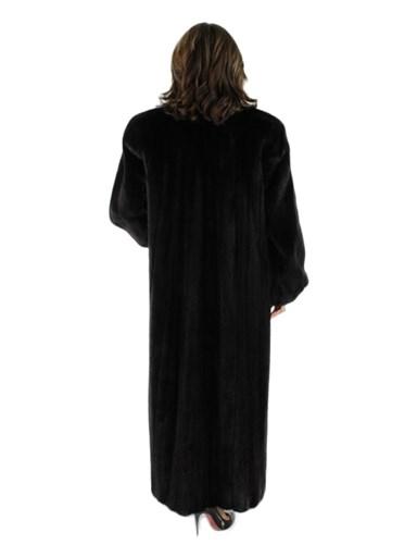 Female Ranch Mink Fur Coat