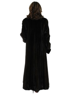 Ranch Female Glama Mink Fur Coat