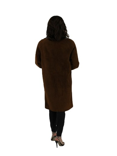 Shearling Fur Coat