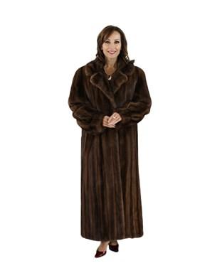 Lunaraine Female Mink Fur Coat