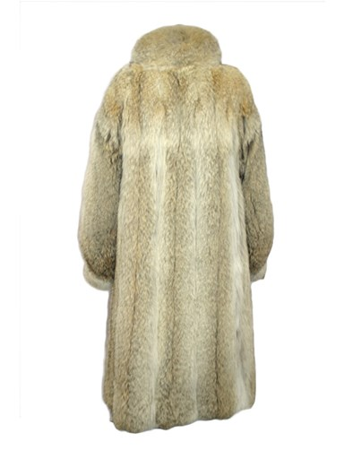 Coyote Fur Coat