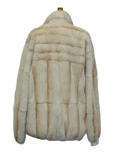 Rex Rabbit Fur Jacket