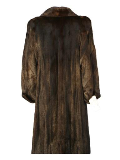 Ranch Mink Fur Coat
