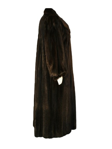 Ranch Mink Fur Coat