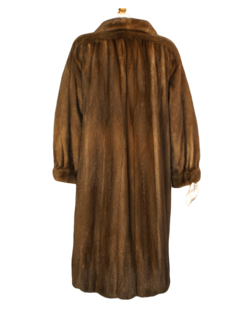 Surelle MInk Fur Coat