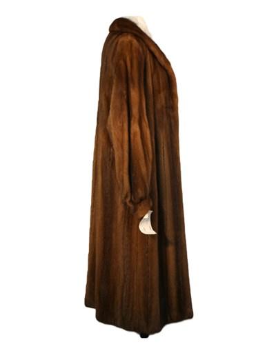 Lunaraine Mink Fur Coat