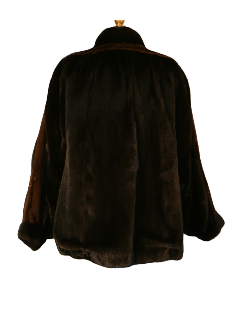 Ranch and Lunaraine Mink Fur Jacket