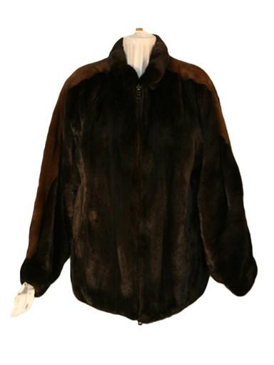Ranch and Lunaraine Mink Fur Jacket