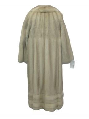 Azurene Mink Fur Coat