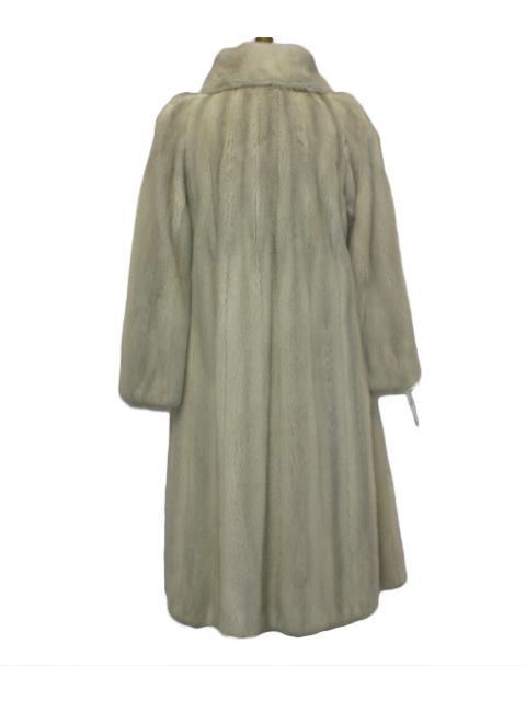Azurene MInk Coat