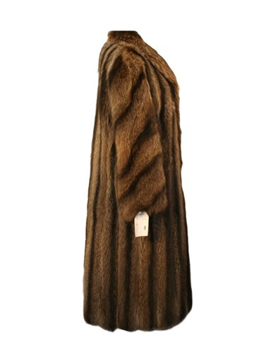 Raccoon Fur Coat