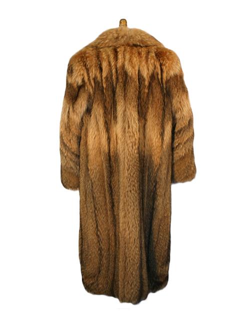 Tanuki Coat