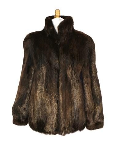 Beaver Fur Jacket