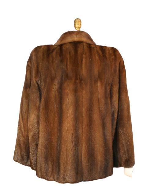 Lunaraine Mink Jacket