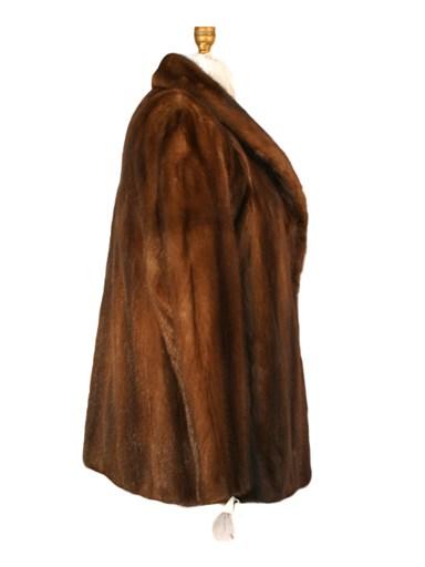Lunaraine Mink Fur Jacket
