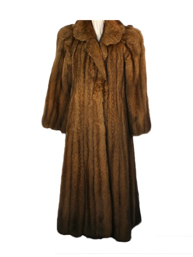 Fisher Fur Coat