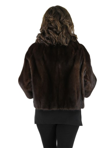 Mink Evening Jacket