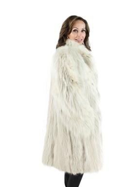 Amber Fox Fur Stroller