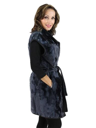 Lamb Fur Vest