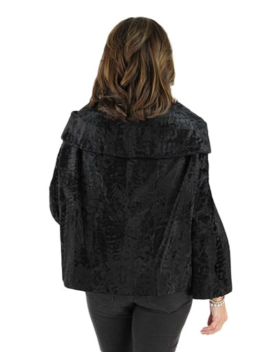 Broadtail Lamb Fur Jacket