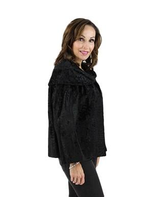 Broadtail Lamb Fur Jacket